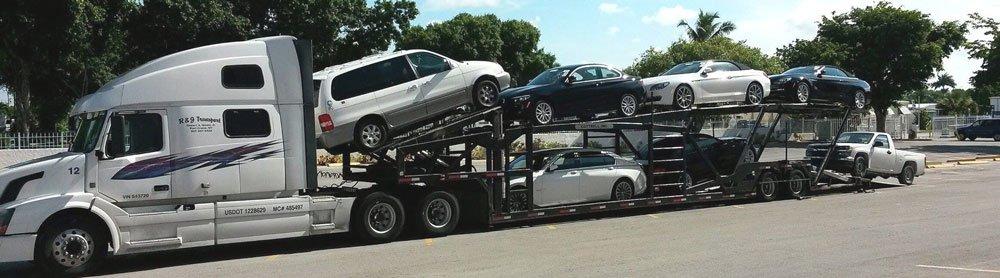 Professional Auto Haulers in Florida professional auto haulers