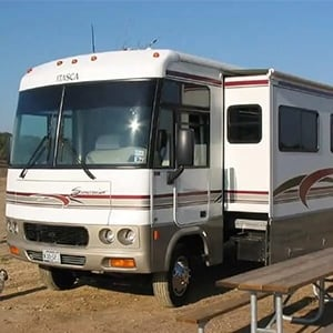 RV transport service