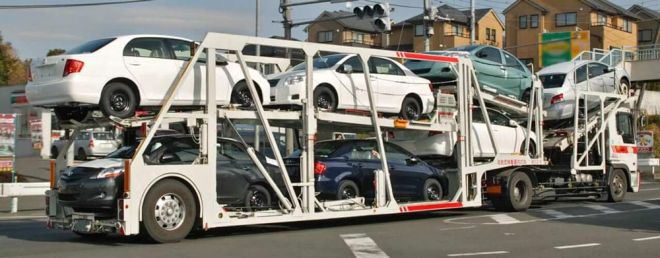Reputable Car Haulers
