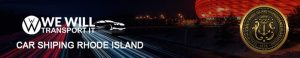 Rhode Island Auto Transport, We Will Transport It