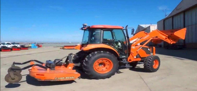 We will transport it, Shipping Kubota Equipment