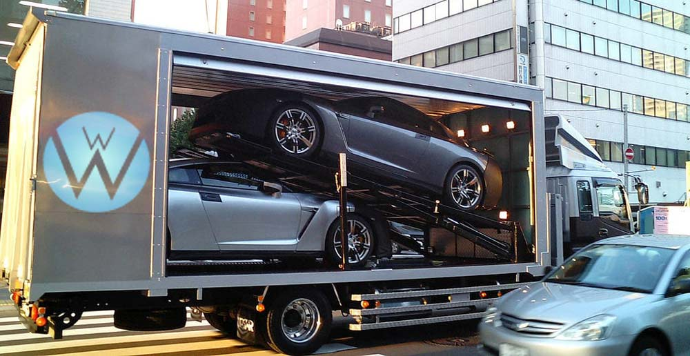 Shipping Cars from State to State with We Will Transport It