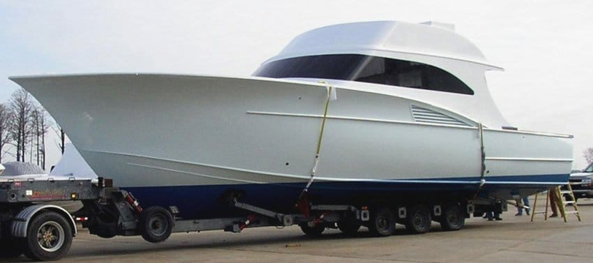 Shipping a Large Boat