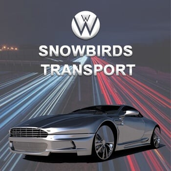 Snowbirds Transport, Snowbirds Car Transport, We Will Transport It snowbirds transport