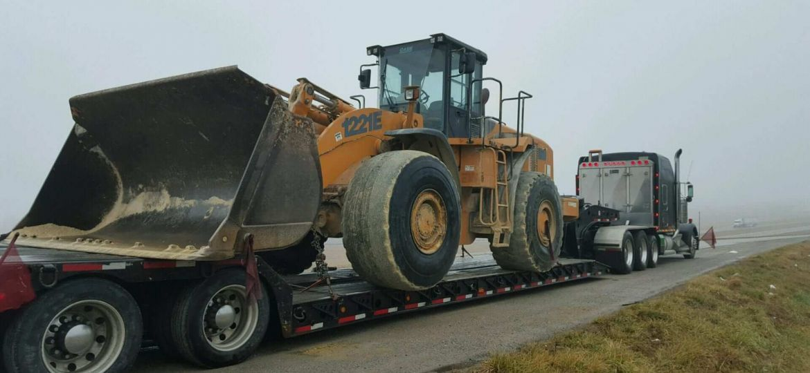 We will transport it, The 6 Major Types of Hauling Equipment