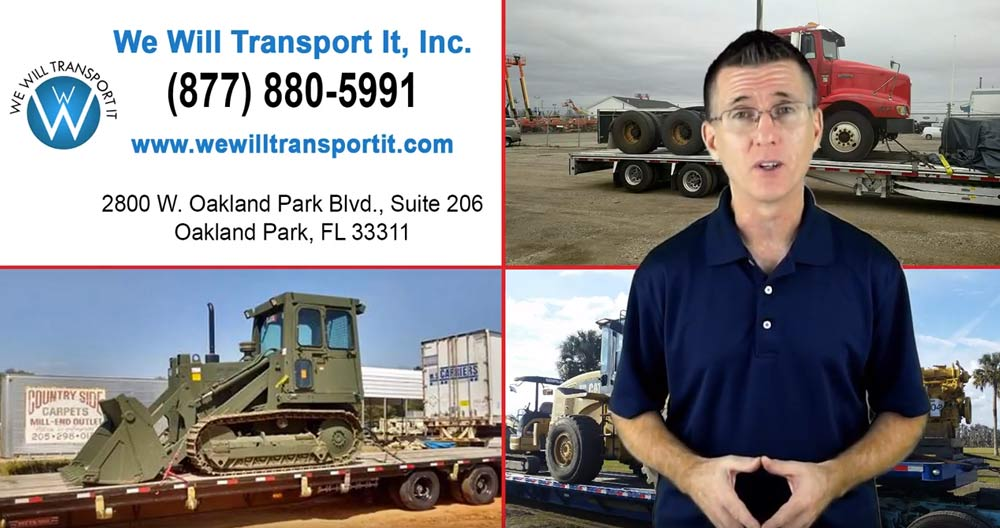 New York Heavy Equipment Transport & Heavy Haul TN