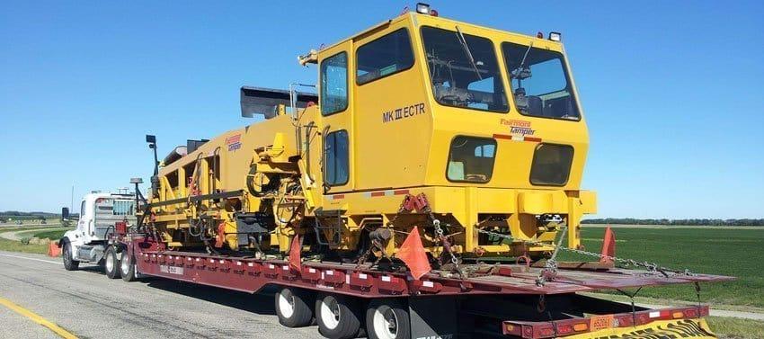 Three Axle Shipping Company
