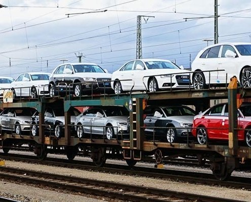 Train Auto Transport Services Available cheap car shipping