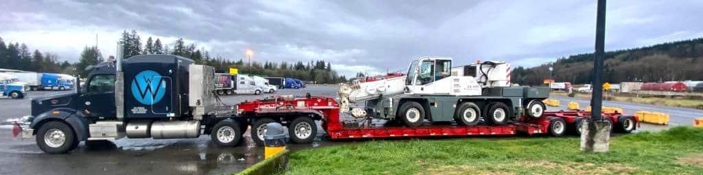 Crane Transport Services, Heavy Haulers
