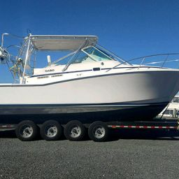 Transport a boat from FL to NY WWTI