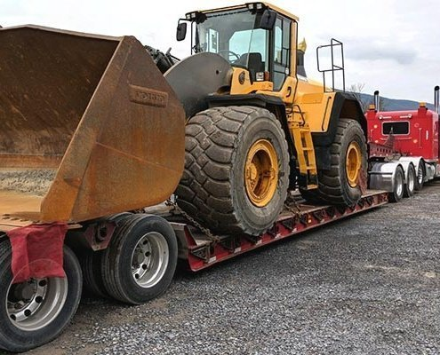 Transporting Heavy Equipment in Florida heavy equipment shipping from ny to pa