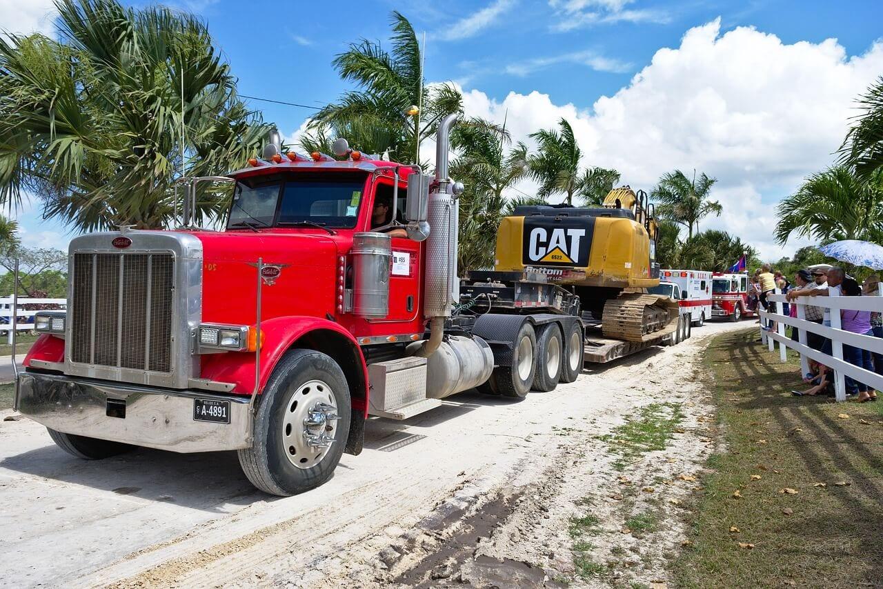 Heavy Haul Trucking Services heavy haul trucking