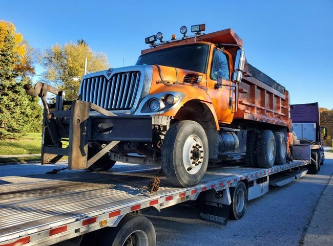 Truck Transport Service, Truck Transport Company