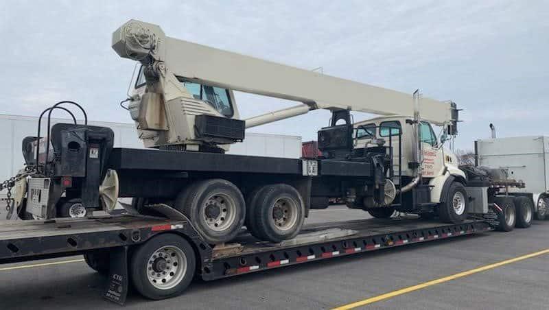 Truck Transport Service, Trucking transportation services