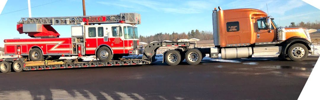 Truck Transportation Service Off Highway