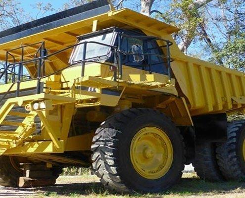 Truck Transportation Service bobcat transportation