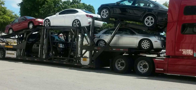 We will transport it, Door to Door vs. Terminal to Terminal Car Shipping
