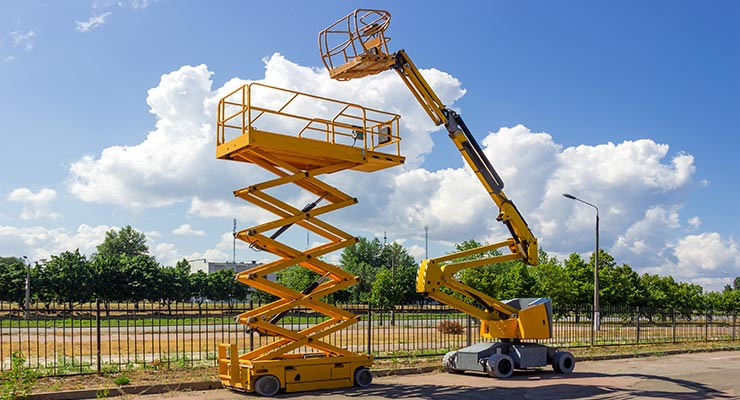 Boom Lifts Transport Service WWTI