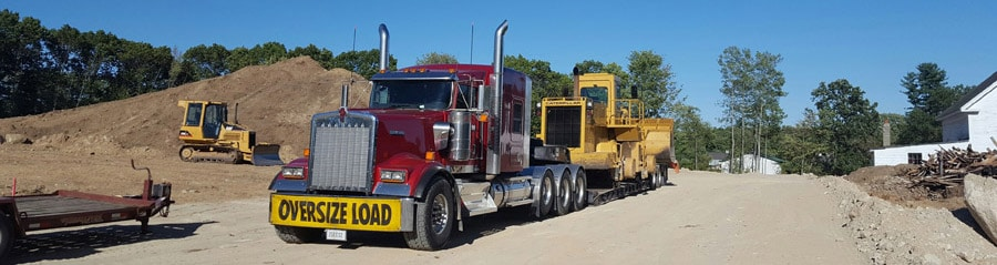 WWTI Delaware Heavy Equipment Transport