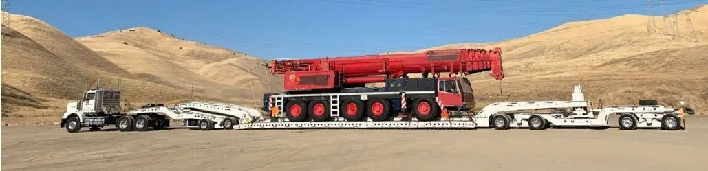 What is the Logistic Behind Wide Load Haulage Service
