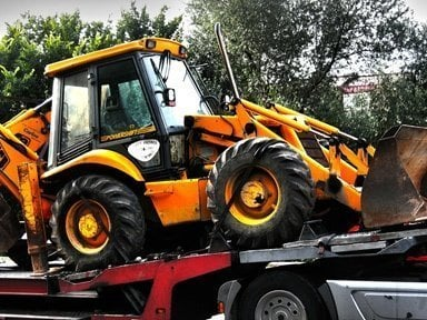 Wheel Loaders Transportation, Heavy Haulers wheel loaders transportation