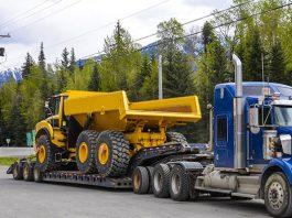 Wide Load Heavy Hauler
