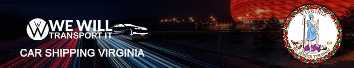 Car Transport Virginia, We Will Transport It car transport virginia