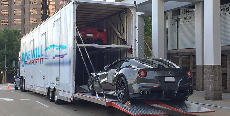 We are the Best Car Transport Company in the US, We Will Transport It