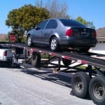 We will transport it, open auto transportation, open car transport transporting your pontoon boat