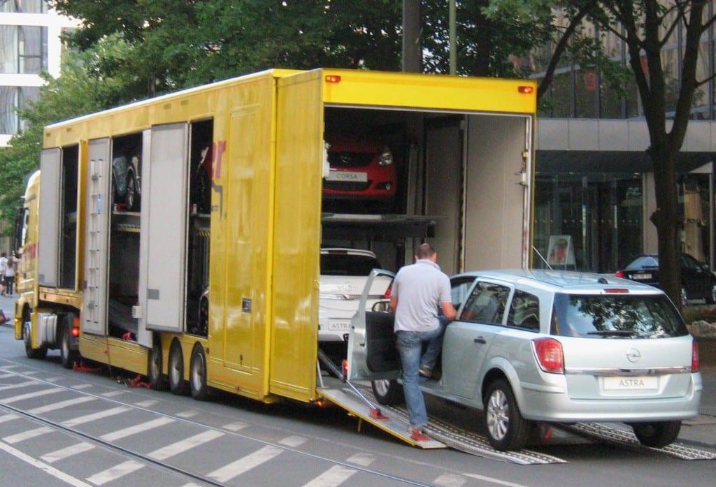 car transport aberdeen