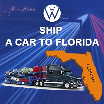 Ship a Car to Florida, Car Transport, we will transport it ship a car to florida