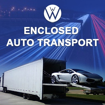enclosed auto transport, we will transport it