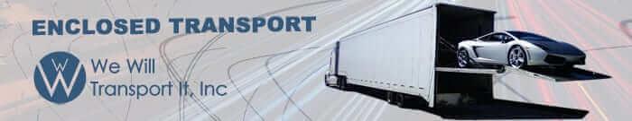 Enclosed Car Transport enclosed car transport