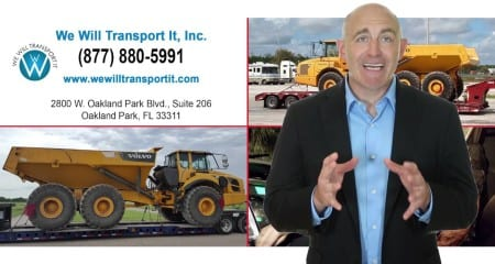 How to Prep Heavy Equipment for Shipping
