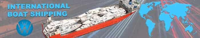 International Boat Shipping