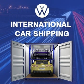 International Car Shipping, we will transport it international car shipping