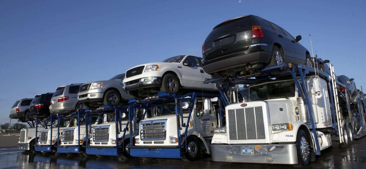 We will transport it, car transport