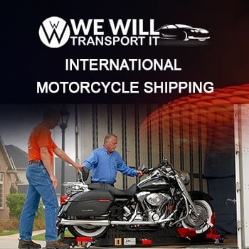 International Motorcycle Shipping, we will transport it international motorcycle shipping