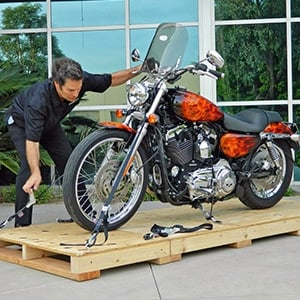Motorcycle shipping service, How Can I Have A Motorcycle Transported