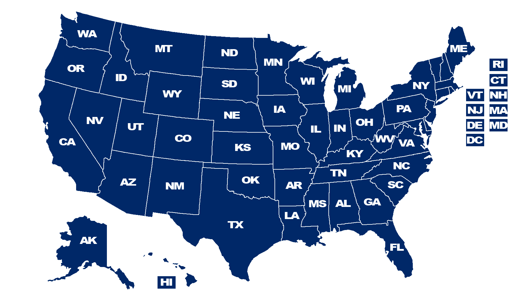 auto transport usa locations
