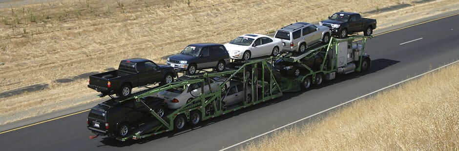 Vehicle shipping cost car transport services