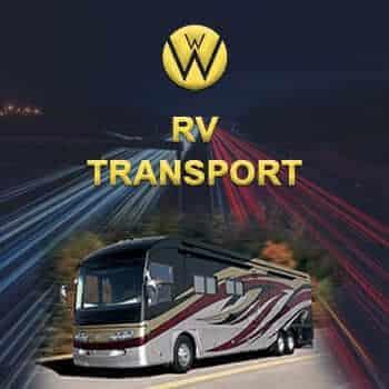 RV Shipping, RV Transport, We will transport it rv shipping