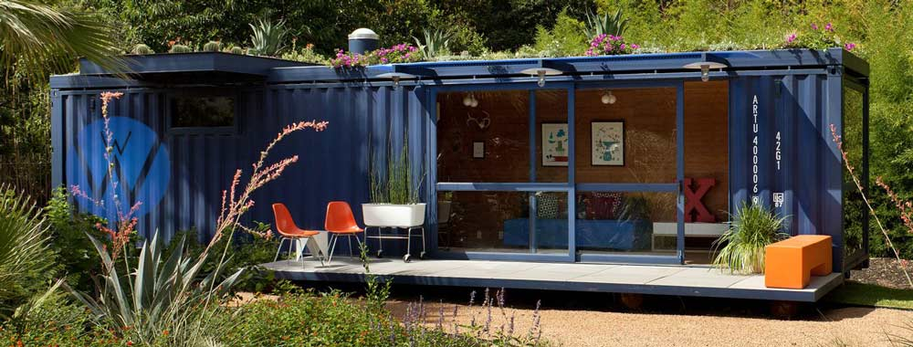 Shipping container homes, Shipping container