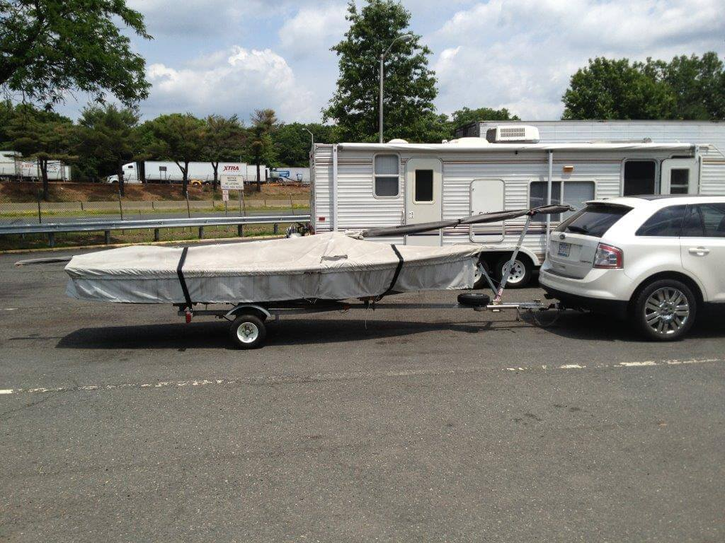 We will transport it, small boat transport | We Will