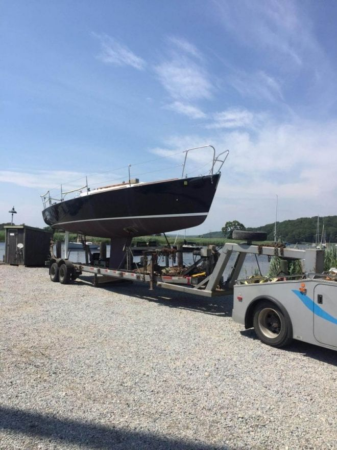 We will transport it, spring boat transport maintenance tips