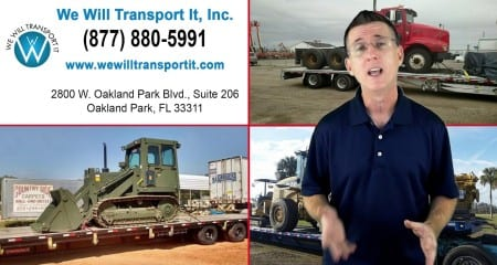Taking Care of Your Heavy Equipment Transport Needs