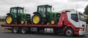 Tractor Shipping Company, We Will Transport It