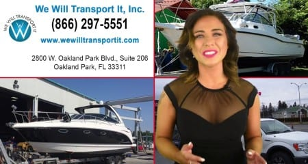 Transport Services for Small Boats