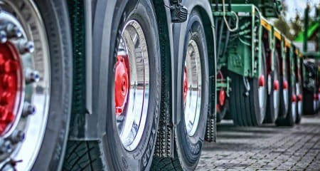 transporting farm equipment
