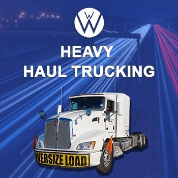 Heavy Haul Trucking Services, we will transport it heavy haul trucking